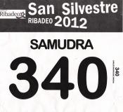 cursa-san-silvestre-2012,-dorsal